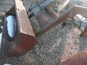 Ford Model 727 Farm Tractor Front End Loader Attachment nice