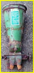 John Deere 290 490 494 695 Corn Planter Insecticide Applicator Assembly original