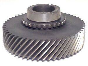 5th Countershaft Gear For Camaro T 5 Wc Transmission 53t 1352 080 108 Used