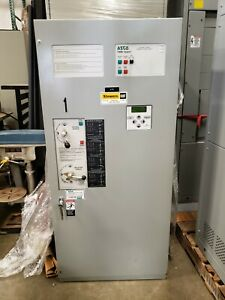 400 Amp Asco 7000 Series Bypass And Isolation Automatic Transfer Switch