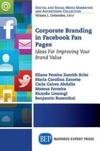 Corporate Branding In Facebook Fan Pages Ideas For Improving Your Brand Va