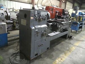 Summit 19 X 68 Geared Head Engine Lathe