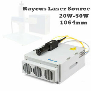 Raycus Laser Source 50w Q switched Pulse 1064nm For Fiber Laser Marker