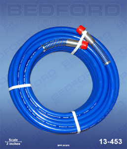 3 8 Airless Hose Assembly 25 Feet