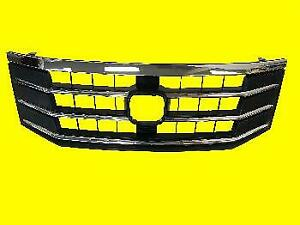 Grille For Honda Accord Wagon Crosstour 2010 2012 71121tp6a01zapfm