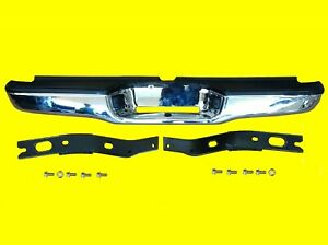Bumper Rear Bumper Metal For Toyota Tacoma 1995 2004 002283598113 To1102215