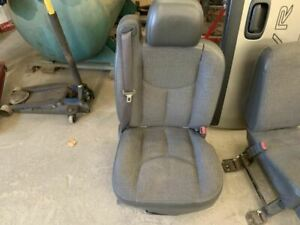 Passenger Front Seat Bucket And Bench Fits 03 04 Sierra 1500 Pickup 64999