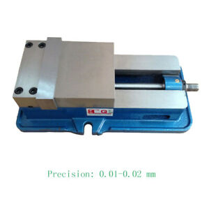 Techtongda 6 Precision Parallel jaw Vise Milling Grinder Vice Milling Machine
