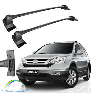 For 2007 2011 Honda Crv Roof Rack Cross Bars Car Top Luggage Cargo Carrier