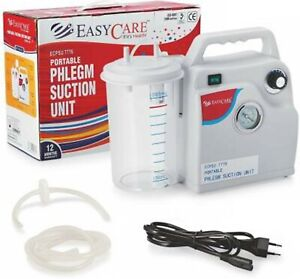 Emergency Quiet Vacuum Phlegm Medical Aspirator Machine Suction Free Ship Usa