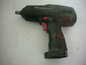 Snap on 1 2 Cordless 18v Impact Wrench Ct3850 Tool Only Preowned