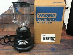 Waring Bb150 1 2 Hp Commercial Blender 48 oz New