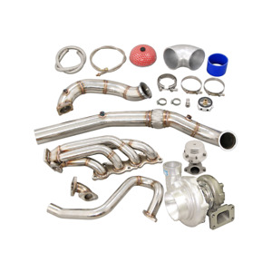 Cxracing Turbo Manifold Kit For 05 11 Honda Civic Si Fa Fg Fk Fn Fd K20 Engine