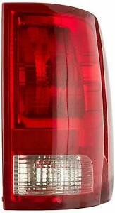 New Tail Light 2009 2018 Ram 1500 2010 2018 Ram 2500 3500 Passenger Side