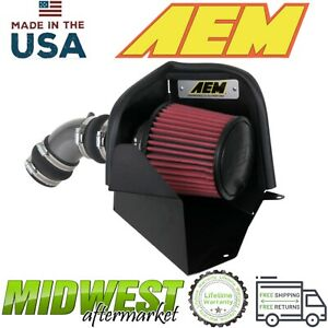 Aem Performance Synthetic Cold Air Intake System Fits 2019 Kia Forte 2 0l L4