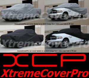 Truck Cover 2009 2010 2011 2012 2013 Dodge Ram 1500 2500 3500 Crew Cab 5 7ft Bed