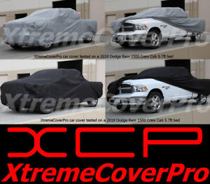 Truck Cover 2014 2015 2016 2017 2018 Dodge Ram 1500 2500 3500 Crew Cab 5 7ft Bed