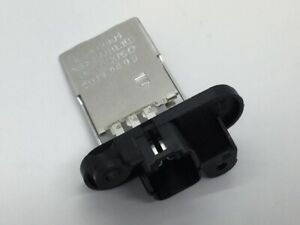 Genuine Toyota 2005 To Current Tacoma Blower Motor Resistor 87138 04070