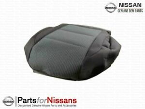 Genuine Nissan Titan Seat Bottom Cushion Cover Trim New Oem