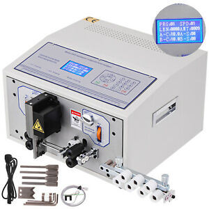 Automatic Computer Wire Peeling Stripping Cutting Machine Swt508 sdb 0 1 2 5 Mm