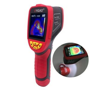 Handheld Tft Infrared Thermal Imaging Camera Infrared Ir Thermometer Tester Qr