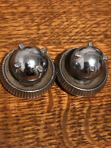1949 1950 Ford Radio Control Knobs