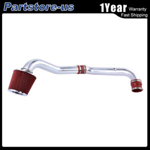 2 75 Cold Air Intake red Filter For 1996 2000 Honda Civic Cx Dx Lx 1 6l L4