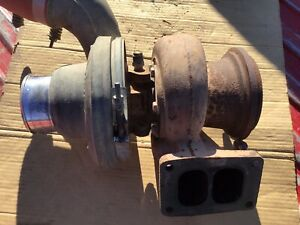 Schwitzer Turbo For Mack 631gc5144m S300a006