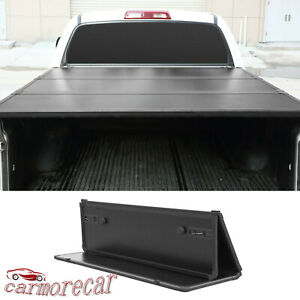 New Tri fold Hard Tonneau Cover 5ft Bed For Toyota Tacoma 2016 2019
