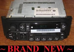 New 1999 2001 Oem Dodge Chrysler 300m Town Country T C Jeep Cassette Radio 300