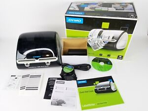 Dymo Labelwriter 450 Twin Turbo Label Printer For Pc And Apple Mac Brand New