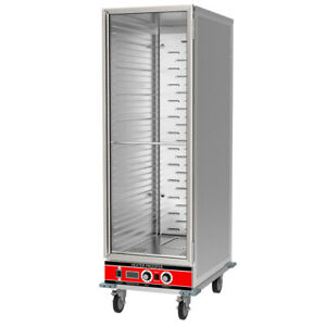 Bevles Company Hpic 6836 Fully Insulated Heated Proofer Holding Cabinet