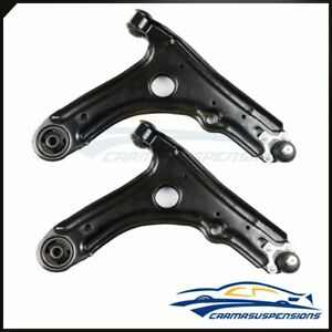 Steering Set Of 2 Lower Control Arms Set Fit For 95 02 Volkswagen Cabrio