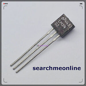 100 New And Genuine Lm34dz To 92