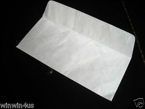 5 X 11 1 2 Envelopes Tyvek Postage Savers Bulk 1000 lot Self Sealing Mailers