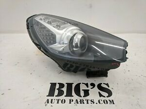 2009 2014 Ferrari F149 California Led Xenon Afs Right Headlight Oem 861258