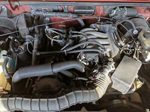 1999 Ford Ranger 3 0l Engine Motor With 76 099 Miles