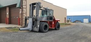 1998 Taylor Big Red Fork Lift Mdl Te 520s