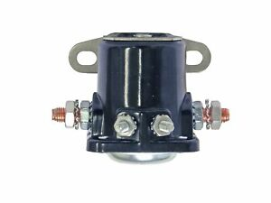 Mustang Starter Solenoid With Fomoco Print 1965 1966 Alloy Metal Products