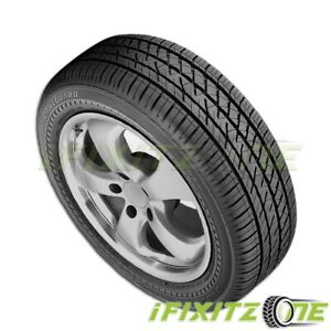 1 Bridgestone Driveguard Rft Run Flat 205 45r17 88w All Season 50k Mile Tires