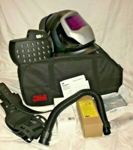 3m Adflo Powered Air Purifying Respirator He System With 3m Speedglas 9100