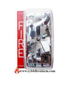 Simplex 4904 9176 Wall Mount Strobe Red Free Shipping The Same Day