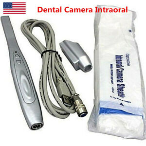 Dental Camera Intraoral Focus Md740a Digital Usb Imaging Intra Oral Usa Stock