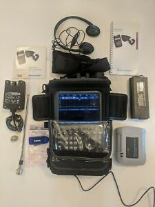 Rohde Schwarz Pr100 Portable Receiver Spectrum Analyzer 9 Khz To 7 5 Ghz
