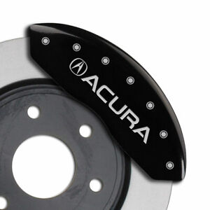 Mgp Caliper Covers Set Of 4 Acura Tlx Engraving For 2015 2018 Acura Tlx Black