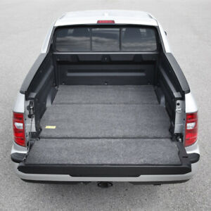 Bedrug Truck Bed Mat Fits 2017 2019 Honda Ridgeline 5 4 Bed 3 4 Carpet
