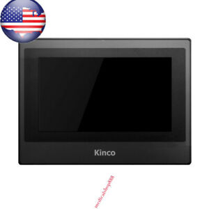 Kinco 7inch Hmi Touch Screen Panel Mt4434te Usb Host Ethernet Cable Free Ship