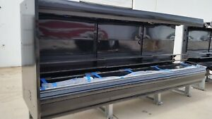 36ft Hussmann P2x Produce Display Remote Coolers