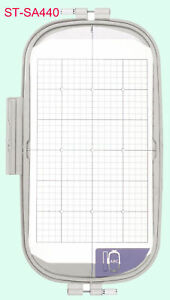St sa440 ef76 Embroidery Hoop 7 X 12 for Brother Commercial Machines