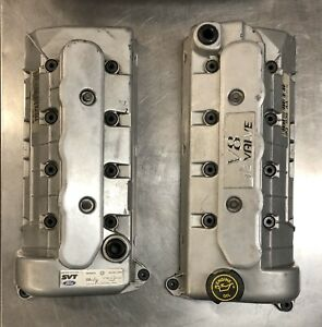 1999 2004 4 6 5 4 Dohc Ford Mustang Cobra 4v Valve Covers Coil Covers Svt Cop